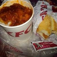 Photo taken at KFC by Tiara F. on 8/1/2013