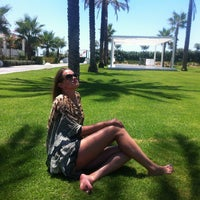 Photo taken at Royal Adam & Eve Hotels by Елена С. on 7/27/2013
