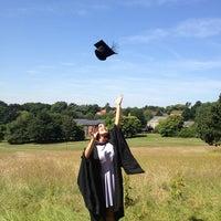Снимок сделан в University of Nottingham пользователем Nadia Y. 7/9/2013