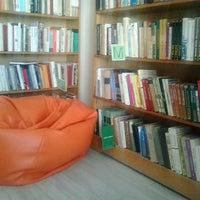 """Photo taken at Biblioteca Județeană """"Ioan Căianu"""" by Krisztina A. on 7/30/2013"""