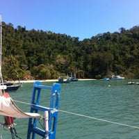 Photo taken at Paraty Boat by Sergio Z. on 10/1/2012