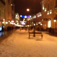 Снимок сделан в Улица Ольги Кобылянской пользователем Алена Л. 1/1/2015