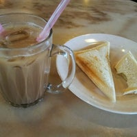 Photo taken at My Kopitiam by chrispin m. on 11/16/2012
