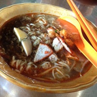 Photo taken at Apollo Hokkien Mee by Amy T. on 12/26/2012