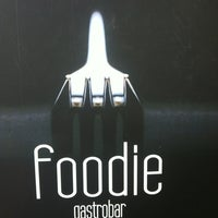 Photo taken at Foodie by Antonio D. on 7/12/2013