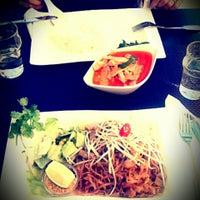 Photo taken at Orkide Thai Restaurang by Patrick P. on 8/26/2013