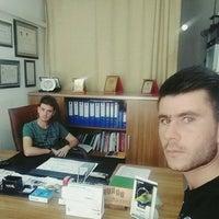 Photo taken at Doruk Veterinerlik by Ömer Ç. on 7/8/2016