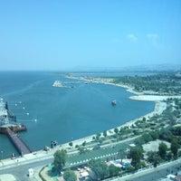 Photo taken at Wyndham Grand İzmir Özdilek by Murat K. on 8/14/2013