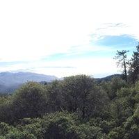 Photo taken at Mt. Tam West Peak by Chad W. on 1/12/2015