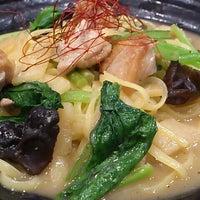 Photo taken at Hirata Pasta by Taku S. on 5/12/2013