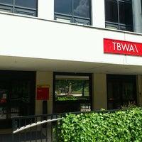 Photo taken at TBWA \ France by Taku S. on 7/18/2013