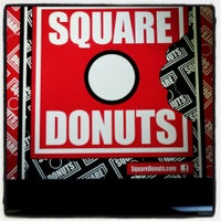 Photo taken at Square Donuts by Jessi C. on 8/13/2013