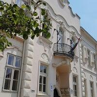 Photo taken at Árpádházi Szent Margit Általános Iskola by Mihaly T. on 6/22/2017