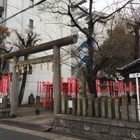 Photo taken at 水野社 by natsupato k. on 2/5/2017