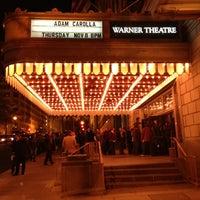 11/9/2012 tarihinde Jim R.ziyaretçi tarafından Warner Theatre'de çekilen fotoğraf