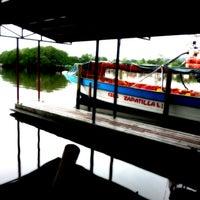 Photo taken at Bocas Marine Tours by Dan R. on 7/12/2013