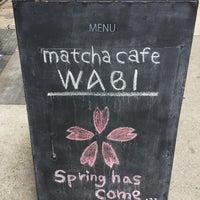 Снимок сделан в Matcha Cafe Wabi пользователем Ben M. 4/15/2017