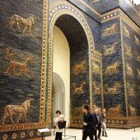 1/19/2013 tarihinde Marjolein v.ziyaretçi tarafından Bergama Müzesi'de çekilen fotoğraf