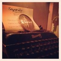 Photo taken at Saporito by Marjolein v. on 11/29/2012
