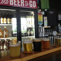 Photo taken at Carolina Brewery & Grill by J M. on 7/9/2013