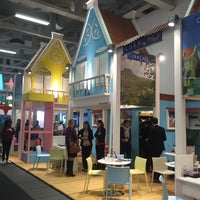 Photo taken at ITB Berlin by Bettina M. on 3/11/2016