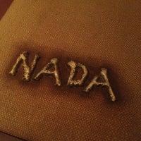 Das Foto wurde bei NADA von Bettina M. am 3/20/2013 aufgenommen