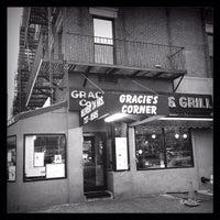 Photo taken at Gracie's Corner Restaurant by Kerry C. on 3/23/2014