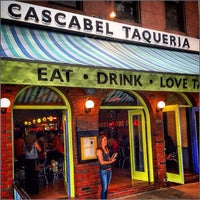 Photo taken at Cascabel Taqueria by Kerry C. on 8/2/2014