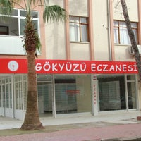 Photo taken at Gökyüzü Eczanesi by Esen Ç. on 8/3/2013