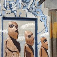 Photo taken at MAAM - Museo dell'Altro e dell'Altrove di Metropoliz by Eligia N. on 5/16/2015
