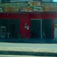 Photo taken at Restaurante Do Paulista by Jefferson B. on 7/15/2013