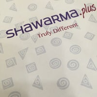 Photo taken at Shawarma.Plus by Ageel on 5/27/2016