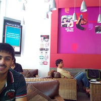 Photo taken at Cafe Coffee Day by Chintan D. on 7/7/2013