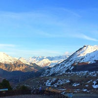 Photo taken at abba Formigal Hotel 4*S by Carlos N. on 3/19/2014