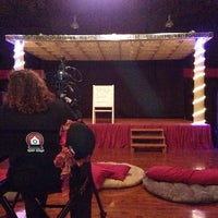 Photo taken at Open Stage by Matthew V. on 2/25/2014