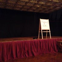 Photo taken at Open Stage by Matthew V. on 1/28/2014