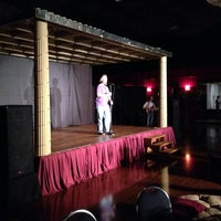 Photo taken at Open Stage by Matthew V. on 1/14/2014