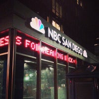 Photo taken at NBC San Diego 7/39 by Shinichi E. on 7/4/2014
