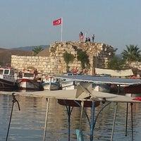 Photo taken at Liman Restaurant by kader h. on 7/31/2014