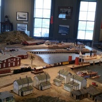 Photo taken at Tiburon Railroad & Ferry Depot Museum by Nahid A. on 6/21/2014