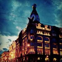 Снимок сделан в Невский проспект пользователем Tamara C. 7/14/2013
