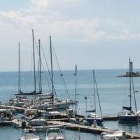 Photo taken at Lega Navale Manfredonia by Meg B. on 4/27/2014