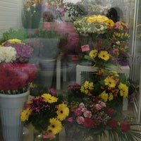 Photo taken at Fresh flowers by Дмитрий Р. on 7/7/2013