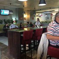 Photo taken at La Cucina by Rebeca V. on 5/11/2015