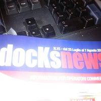 Photo taken at Docks Market by Cristina on 7/10/2013