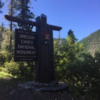Photo taken at Oregon Caves National Monument by Wednesday T. on 7/7/2017