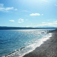 Photo taken at Crikvenica by BeautyBlogette on 4/10/2016