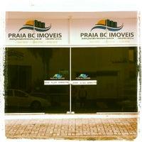 Photo taken at Imobiliária Praia BC Imóveis by Camila F. on 4/8/2014