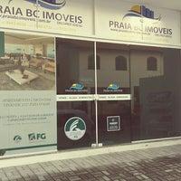 Photo taken at Imobiliária Praia BC Imóveis by Camila F. on 5/20/2014