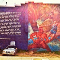 Photo taken at Mural Spotting - Philly by Mister on 7/20/2013